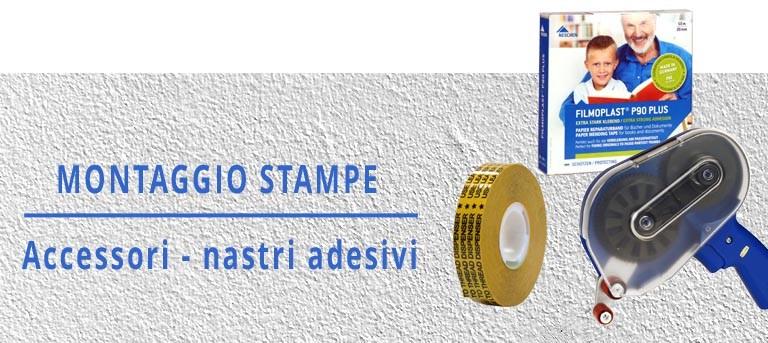 Accessori montaggio - nastri adesivi